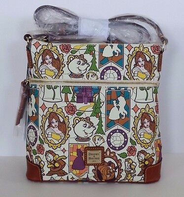 NWT Disney Dooney & Bourke Beauty and the Beast Crossbody SOLD OUT