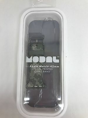 Modal - Camo Design Silicone Case for the Apple Watch 42mm