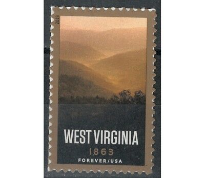 USA 2013 West Virginia MNH**