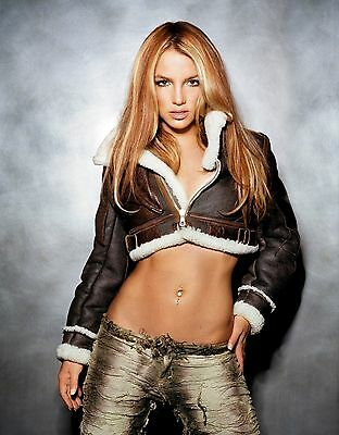 Britney Spears Unsigned 8x10 Photo (145)