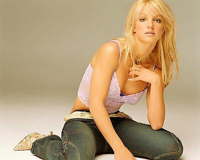 Britney Spears Unsigned 8x10 Photo (141)