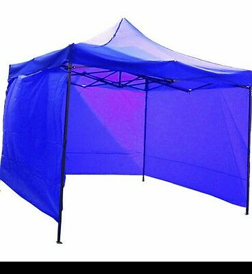 3X3M Pop Up Garden Gazebo Waterproof Folding Party Tent Marquee Awning Canopy