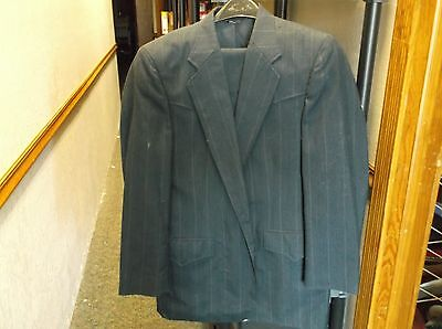 "#4 of 10, NICE VTG MENS WESTERN WEAR SUIT COAT & SLACKS/PANTS ""PANHANDLE SLIM"""