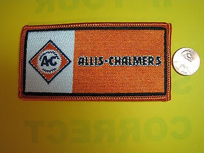 Farm Tractor Patch Allis-Chalmers Tractor Look And Buy Now*