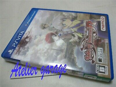 7-14 Days to USA Airmail. USED PS Vita Tales of Innocence R Japanese Version