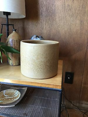 Mid Century Modern Architectural Pottery Pot, David Cressey (attributed)