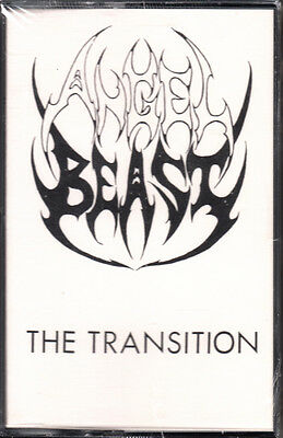 ANGEL BEAST The Transition TAPE Canadian Indie Thrash Metal Demi 1988
