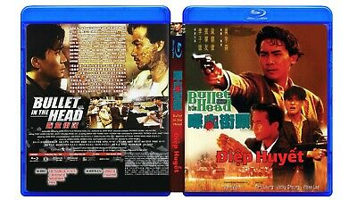 Điệp Huyết - Bullet In The Head - Phim Le Blu-Ray - USLT/ Thai/ Can/ Mandarin