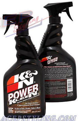 K&N 32 oz. Trigger Sprayer Air Filter Cleaner
