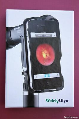iPhone 4 or 4S ADAPTER for PANOPTIC OPHTHALMOSCOPE 11820, 11840 WELCH ALLYN