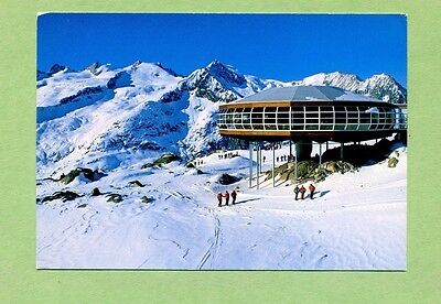 Cartolina / Postcard - SVIZZERA , BERGRESTAURANT BETTMERHORN #E357