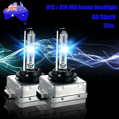 2x 35W D1S / D1R HID Xenon Headlight Replacement for Philips or OSRAM Bulbs NSW