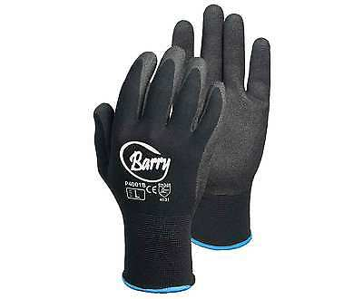 12x Frontier Barry Gloves Hand Protection Automotive Safety Work Glove XL Large