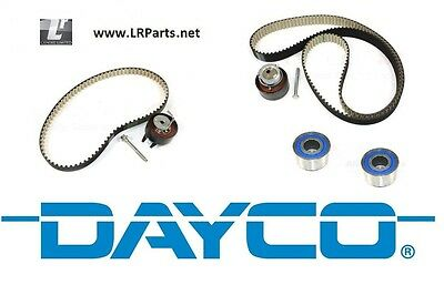 Discovery 3 & 4 Tdv6 2.7 3.0 Front & Rear Timing Belt & Idler Kit Dayco Lrc1091