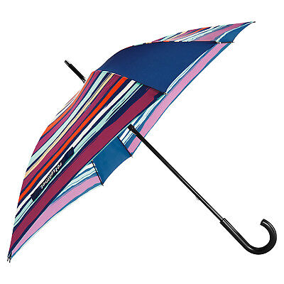 reisenthel umbrella sturmfester Regenschirm Stockschirm Schirm artist stripes