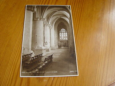 TOP5873 - Judges' Postcard - Peterborough Cathedral, South Aisle of Choir