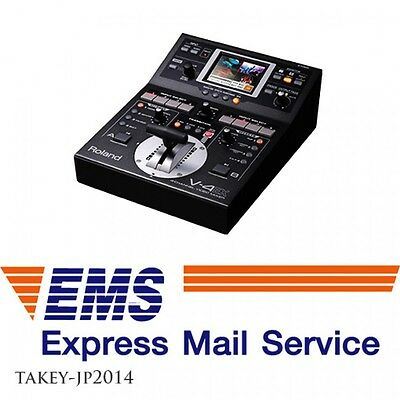 EMS Shipping Roland V-4EX 4 Channel Digital Compact Video Mixer w/ Tracking