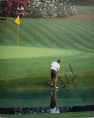 Fred Couples Loose Autographed 8x10