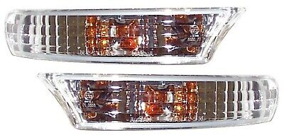 Subaru Impreza Gc8 Gf8 (94-99) Front Indicators - Crystal Clear