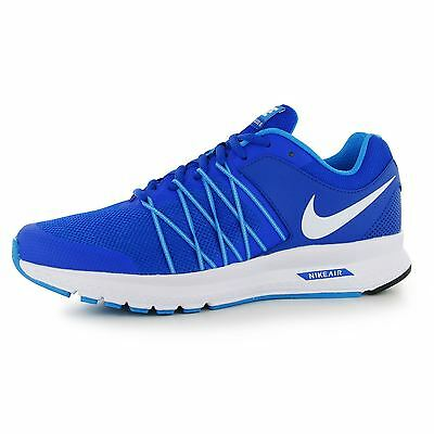 Nike Air Relentless 6 Running Shoes Womens Blue/White Fitness Trainers Sneakers