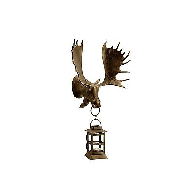 SPI Silly Moose Decorative Wall Mounted Candleholder