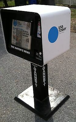 Newspaper- Machine-Usa Today Vending Machine