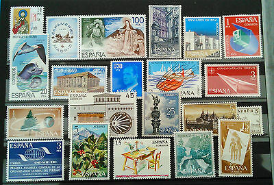 Spain Stamps - 20 Spanish Stamps Mint Condition Excellent Selection ( 20 Stamps