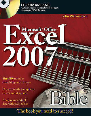 Excel 2007 Bible-ExLibrary