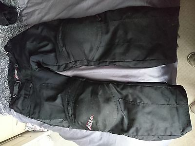 rst textile jacket and trousers