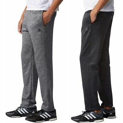 New Adidas Performance Men's Essential Climawarm Fleece Tapered Sweatpants