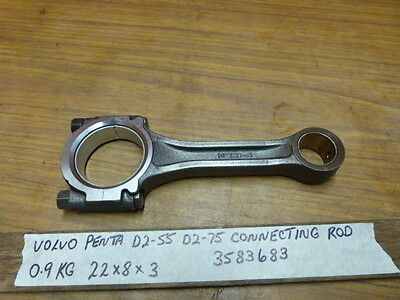 $292.00 USD Volvo Penta D2-55 D2-75 Connecting Rod 3583683