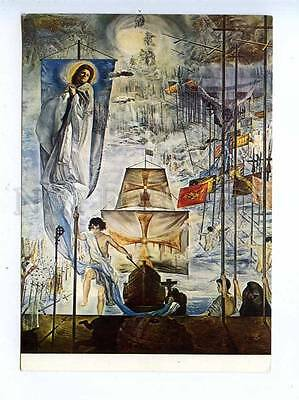 199518 Discovery of America Christopher Columbus DALI
