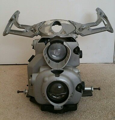 Ducati 749 999 R S OEM Front End Headlight and Mirror Stays Assembly Used