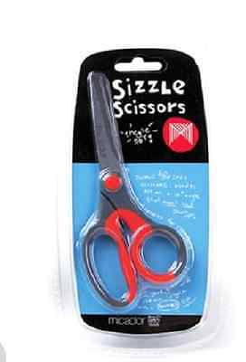 Micador Sizzle Scissors Right Handed Red ***SCR100***