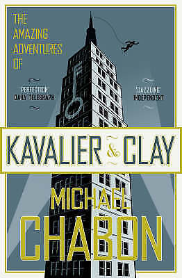 Amazing Adventures of Kavalier and Clay-ExLibrary