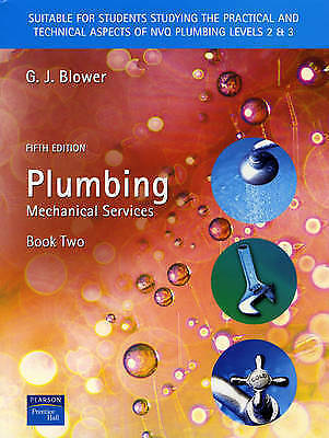 Plumbing: Mechanical Services: Book 2 (NVQ / SVQ Plumbing) (Bk. 2)-ExLibrary