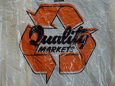 Vintage Quality Markets Shopping Bag