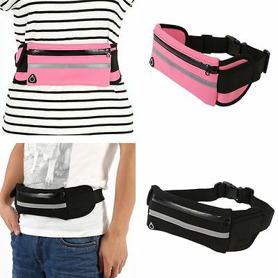 Waist Pack Waterproof Outdoor Sports Hiking Pouch Pocket Phone Coin Purse Bags