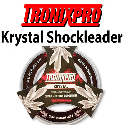 Tronix Krystal Shock Leader/Rig Body