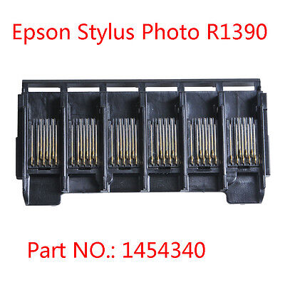 Epson Stylus Photo R1390 / 1400 / R270 Cartridge Chip Board (CSIC)-1454340