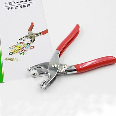 Good Brand New For 9.5 Mm Press Studs Fastener Pliers Tool Craft Snap