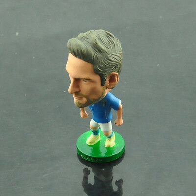 Figure Italy 2014 Doll Marchisio Souvenir #8 Toy Soccer Collectible Football