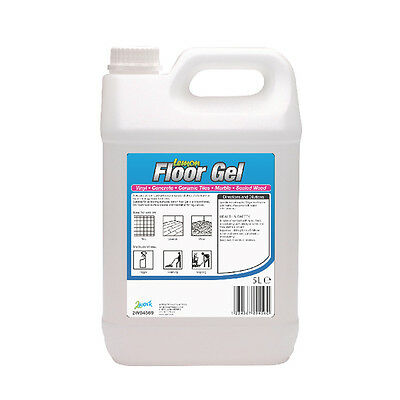 2Work Lemon Floor Gel 5 Litre (Pk 1) 111