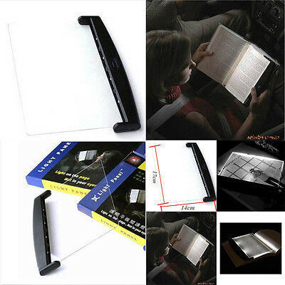 Reader Vision Travel Lights Car LED Panel Portable Reading Light Book Night