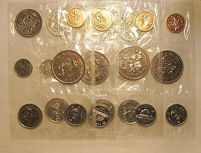 1968-1971 Canada Mint Sets With All Original Packaging!! Free Shipping!!