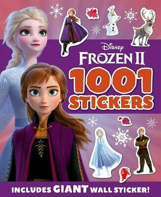 Disney Frozen 1000 Stickers Book