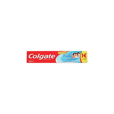 Colgate Dentifricio Family Action 75 ml Gm_92759