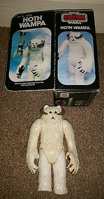 Vintage Star Wars The Empire Strikes Back Boxed Hoth Wampa Palitoy