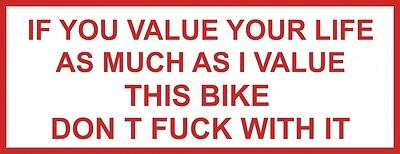 044 Hells Angels Support 81 sticker  IF YOU VALUE....