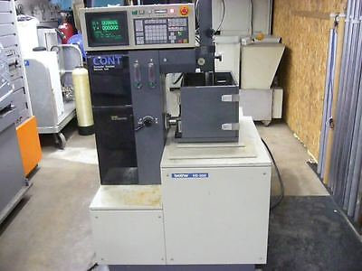 Brother HS300 wire edm, 2-axis, submerged